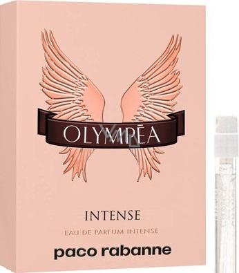 Paco Rabanne Olympea Intense parfémovaná voda pro ženy 1,5 ml s rozprašovačem, Vialka