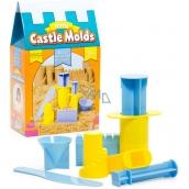 Mad Mattr Mini formičky hrad 8 dílů