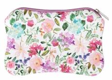 Albi Original Neoprénová taška Hortenzie 17,5 x 11,5 cm