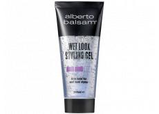 Alberto Balsam Wet Look styling gel na vlasy 200 ml