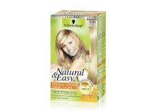 Schwarzkopf Natural & Easy barva na vlasy 530 Světle plavá champagne