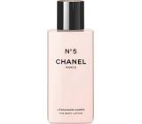 Chanel No.5 parfémované tělové mléko pro ženy 200 ml