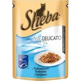 Sheba Delicato kapsička s tuňákem 85 g