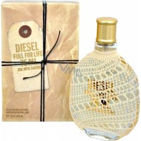 Diesel Fuel For Life parfémovaná voda Tester pro ženy 75 ml