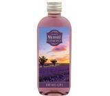 Bohemia Gifts & Cosmetics Lavender La Provence olejový sprchový gel s olivovým a hroznovým olejem Západ slunce 100 ml