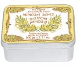 Le Blanc Mimosa - Mimóza přírodní mýdlo tuhé v krabičce 100 g