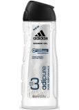 Adidas Adipure sprchový gel bez mýdlových složek a barviv pro muže 400 ml