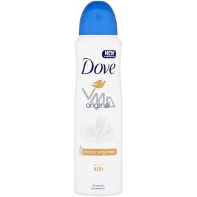 DÁREK Dove Original antiperspirant sprej pro ženy 150 ml