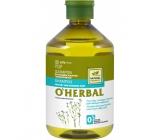 O Herbal Len šampon pro suché a poškozené vlasy 500 ml