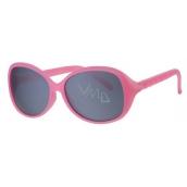 Dudes & Dudettes Sluneční brýle pro děti růžové Z405CP