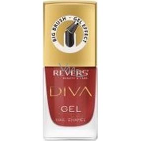 Revers Diva Gel Effect gelový lak na nehty 035 12 ml