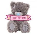 Me to You Medvídek Happy Birthday - Všechno nejlepší k narozeninám 13 cm