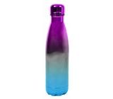 Albi Termolahev Metalická růžovo-bílo-modrá 500 ml