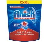 Finish All in 1 Max Regular tablety do myčky 80 kusů