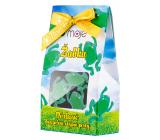 Moje Koupelové olejové perly Žabka zelená 3 kusy, dárkové balení