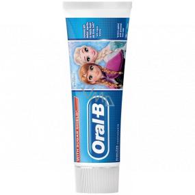Oral-B Frozen zubní pasta pro děti 75 ml