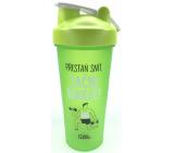 Albi Shaker Přestaň snít, začni makat zelený 700 ml
