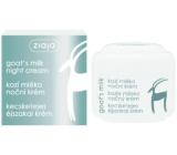 Ziaja Kozí mléko regenerační noční krém 50 ml