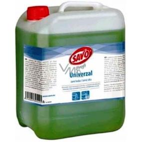 Savo Profi Univerzal Lemongras čisticí prostředek na podlahy a plochy 5 kg