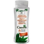 Bione Cosmetics Bio Cannabis čistící odličovací pleťové tonikum 255 ml