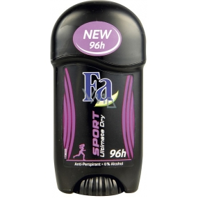 Fa Sport Ultimate Dry Power Fresh antiperspirant deodorant stick pro ženy 50 ml