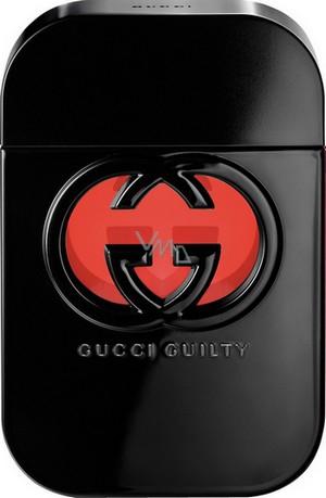 Gucci Guilty Black toaletní voda pro ženy 75 ml Tester