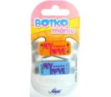 Nekupto Botko mánie ozdůbky na tkaničky My Love 1 kus