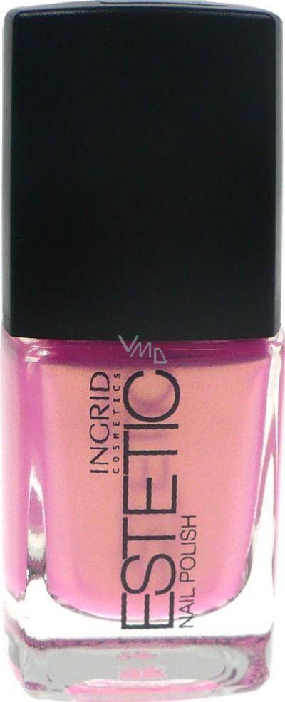 Ingrid Cosmetics Estetic Nail Polish lak na nehty 270 10 ml