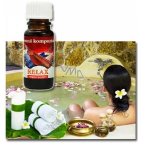 Slow-Natur Relax Vonný olej 10 ml