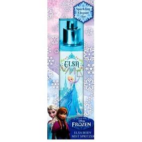 Franco Zarri Disney Frozen Elsa tělový glitrový deodorant 75 ml