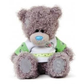 Me to You Medvídek v zelenobílém tričku 12,5 cm