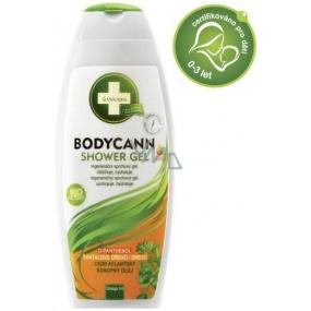 Annabis Bodycann konopný sprchový gel 250 ml