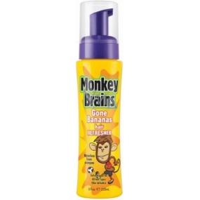 Monkey Brains Gone Bananas pěnový suchý šampon 235 ml