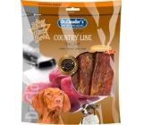 Dr. Clauders Country Line Kachna plátky sušeného masa pro psy 170 g