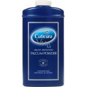 Cuticura Talcum Powder tělový pudr mírně léčivý talkovitý prášek 150 g