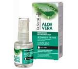 Dr. Santé Aloe Vera tekuté hedvábí na vlasy pro roztřepené konečky 30 ml