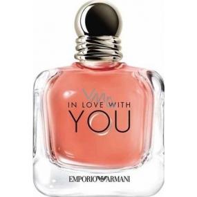 Giorgio Armani Emporio In Love with You parfémovaná voda pro ženy 100 ml Tester