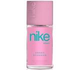 Nike Sweet Blossom Woman parfémovaný deodorant sklo 75 ml