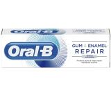 Oral-B Gum & Enamel Repair Gentle Whitening zubní pasta pro citlivé zuby, vlastnosti: s bělicím účinkem, ochrana dásní, ochrana skloviny a ochrana před zubním kazem 75 ml