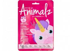 Artdeco Animalz Unicorn Mask pleťová maska proti nedokonalostem pleti Jednorožec 21 ml