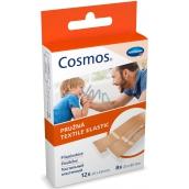 Cosmos Textile Elastic Pružná náplast ve 2 velikostech 20 kusů