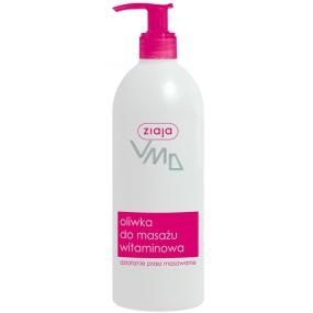 Ziaja Vitamínový masážní olej 500 ml