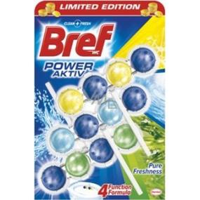 Bref Power Aktiv 4 Formula Pure Freshness WC blok 3 x 50 g