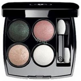 Chanel Les 4 Ombres Multi-Effect Quadra oční stíny 20 Regard Perlé 1,2 g