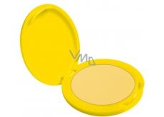 Dermacol Neon Hair Powder barevný pudr na vlasy 01 Yellow 2,2 g