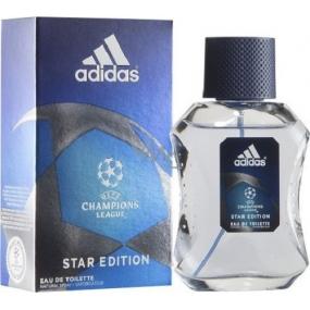 Adidas UEFA Champions League Star Edition toaletní voda pro muže 100 ml