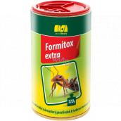 Moudrý Formitox Extra insekticid k likvidaci mravenců, švábů, rybenek a much, 120 g