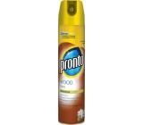 Pronto Wood 5v1 Springtime proti prachu spray na nábytek 250 ml
