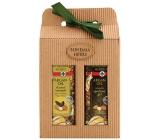 Bohemia Gifts & Cosmetics Arganový olej sprchový gel 250 ml + vlasový šampon 250 ml kosmetická sada