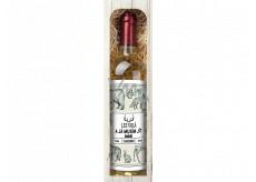 Bohemia Gifts Chardonnay Myslivecké víno bílé dárkové víno 750 ml